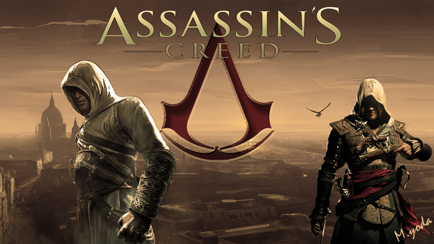 Assassins-creed by zoltan7704