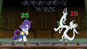 Pony Kombat Tournament Round 1, Battle 6 (Result) by Macgrubor