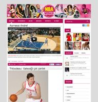 NBA Modasi Web Desing by AjansTR