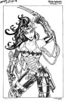 X-23 steampunk - Free - Egli - Ink by SurfTiki