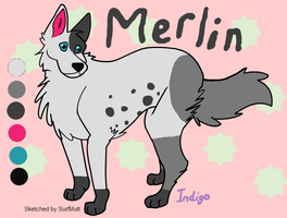 Merlin FOR SALE (Points and USD!) by wolfhailstorm