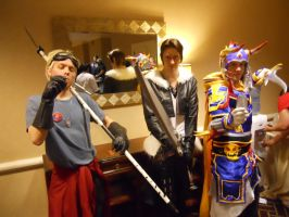A Room of Awesome Cosplay by Xancholis