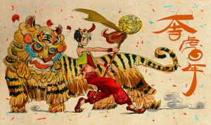 year of tiger by breath-art