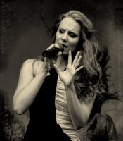 Simone Simons, Live by AmCreationss