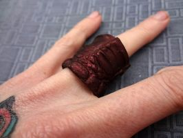 Silicone reptile hide ring by missmonster