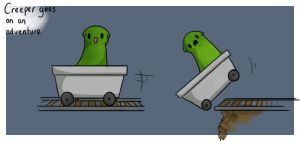 Creepers 4 by Silverbirch