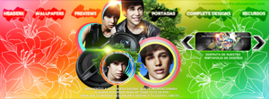 Austin Mahone by Starsofneonlights