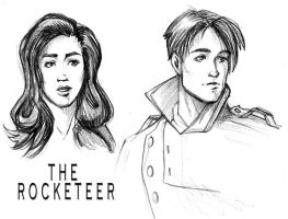 The Rocketeer by WendyDoodles