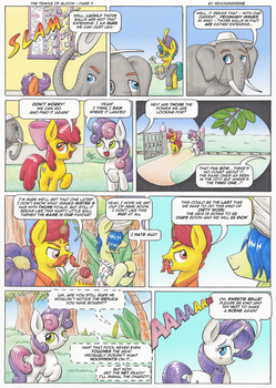 The Temple of Bloom - Page 11 by XeviousGreenII