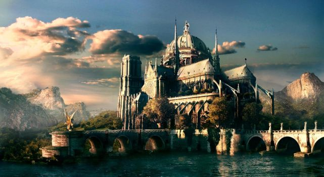 The Cathedral by aksu