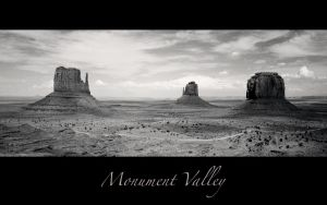 Monument Valley I by elektronika7