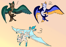 Canine Adoptables 4 by AliceTheHunted