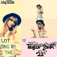 Taylor Swift 22 Photopack con efecto by abigail-1