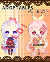 [ADOPTS/AUCT]: BATCH 2 [CLOSED/SOLD] by Clouver