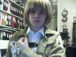 Armin Cosplay - Upgraded again(2) by EricXAlanShipper