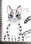 Feathertail by silver-star-leader
