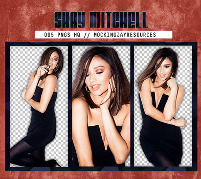 Pack Png: Shay Mitchell #446 by MockingjayResources