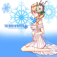 The Bride of Winter by starmageasuka