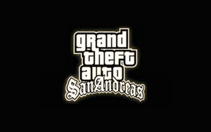 Grand Theft Auto - San Andreas (logo) by GTA-IVplayer