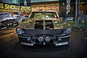 Shelby Eleanor Front by miki3d