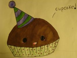 cupcake by Ms-sgt-pepper