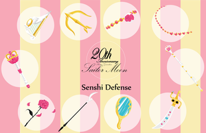 Icon Set: Senshi Defense by shadowknightpaladin