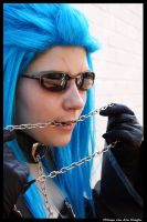 Chained Up by wingedLizz