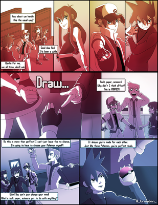 Pokemon Kanto - Shades of Your Journey Page 6 by branden9654