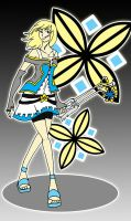 Namine - Oathkeeper by CherryBlossoms24