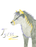 Tyree by Wolf-Shadowrunner