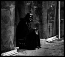 Darth Beggar by DianaCretu