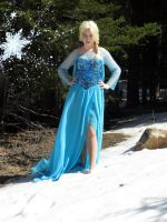 Rise like the Break of Dawn- Elsa Cosplay by WendyMania