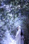 Nurarihyon_She brings coldness by Dan-Gyokuei