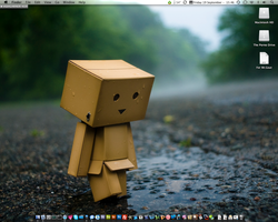 September 2008 - Mac Desktop by MattGarner