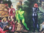 The Choice Of The Avengers by HillaryWhiteRabbit