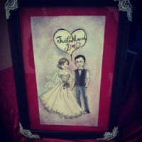 Wedding gift by Lynkness