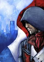 Arno Dorian by TheFatalImpact