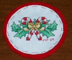 Xmas 09 Finished 13 by Joce-in-Stitches
