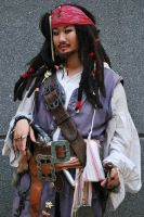 Captain Jack Sparrow Costume by SweeneyT-DemonBarber