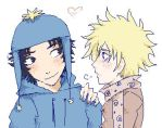Craig x Tweek - it's cold by stardroidjean