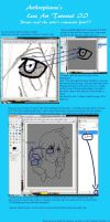 Gimp Line Art Tutorial II by Arthropleura