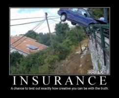 INSURANCE by MalevolentDeath