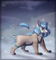 -On the contest: Maya- by STAFREE