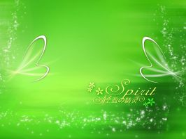 green spirit by kittenstyle