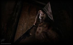Pyramid Head by ARCrebs