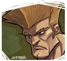 SCRATCH - Guile by DerekLaufman