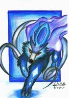 Suicune by XRosewaterX