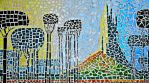 Castle on the Hill Mosaic by jg244