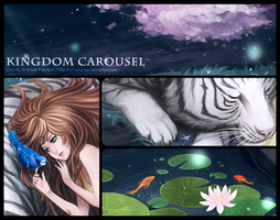 Kingdom Carousel artbook Preview by ZenithOmocha