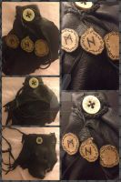 Custom Ironwood Yule 2013 Runes by ValkyrieOfODIN